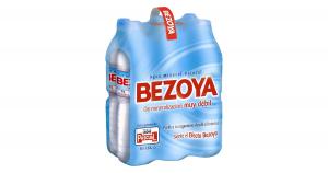 Agua mineral Bezoya