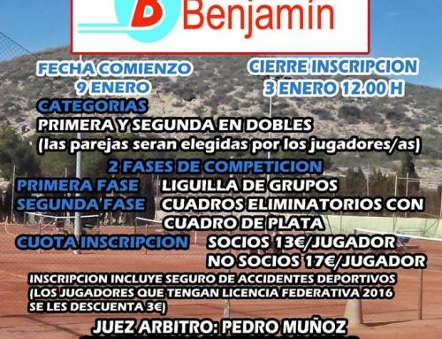 Grupo Benjamín comprometido con el deporte de nuestra ciudad