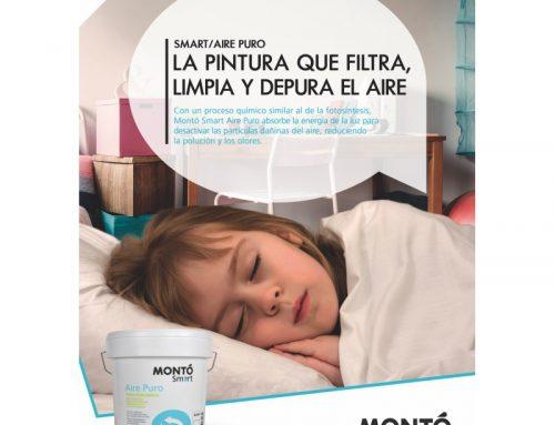 SMART AIRE PURO BLANCO DE PINTURAS MONTÓ